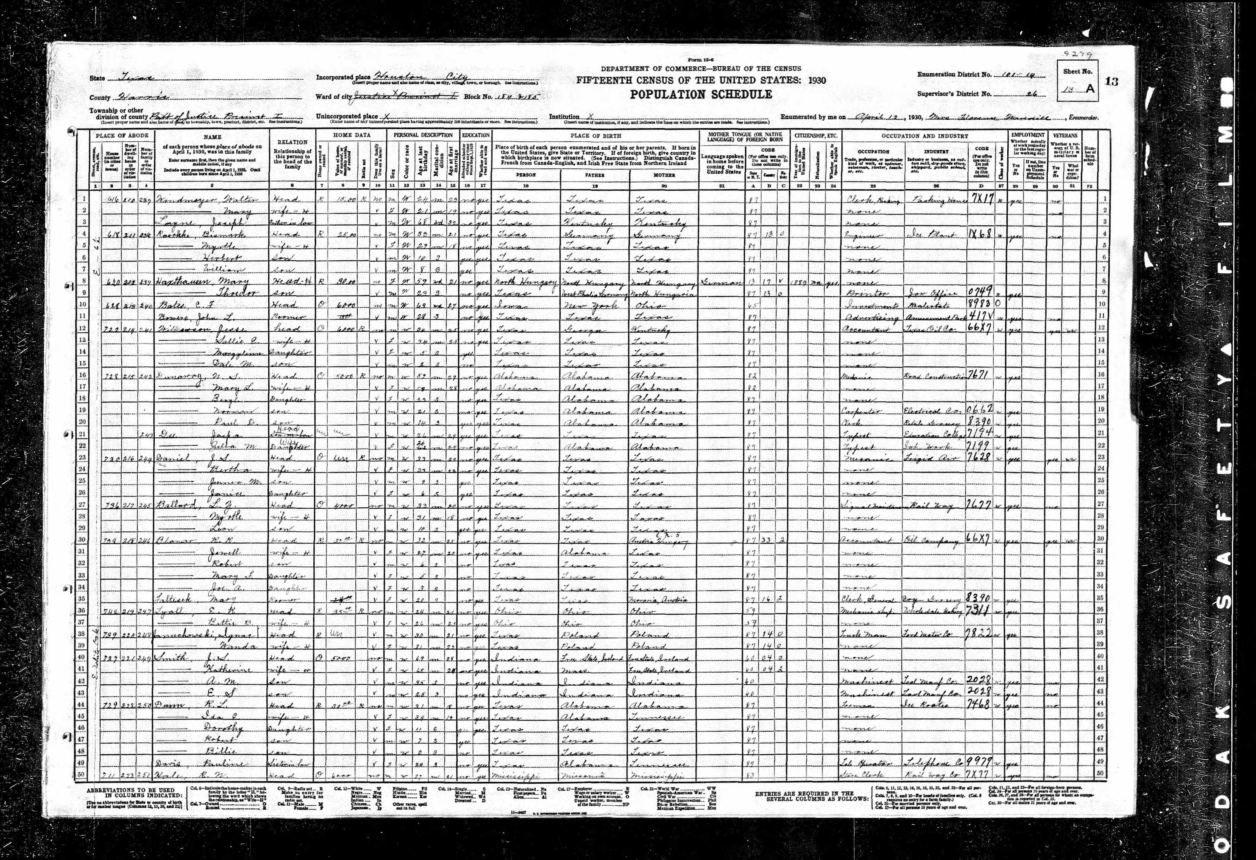 Contemporary Birth Certificate Translation Houston Mold